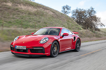 First Driving Impressions 911 Turbo S and 911 Turbo S Cabriolet